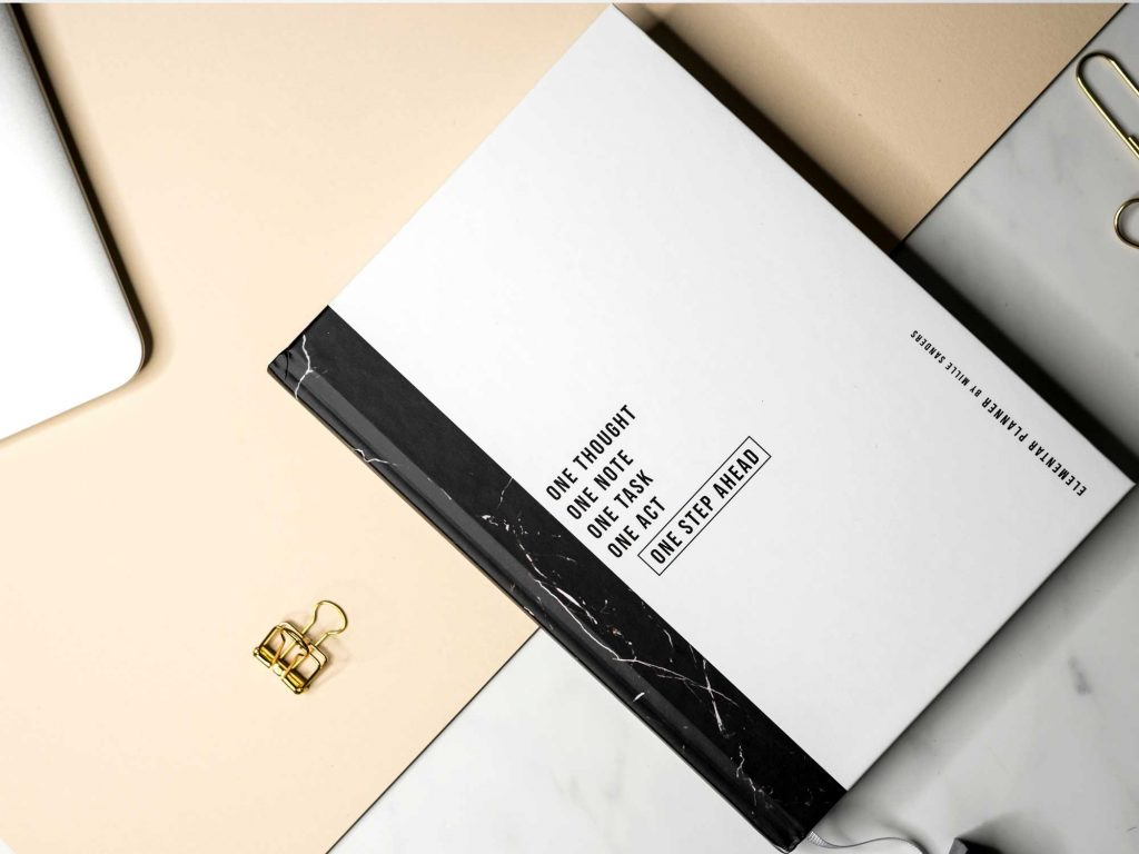 Produktfoto von Planer Buch